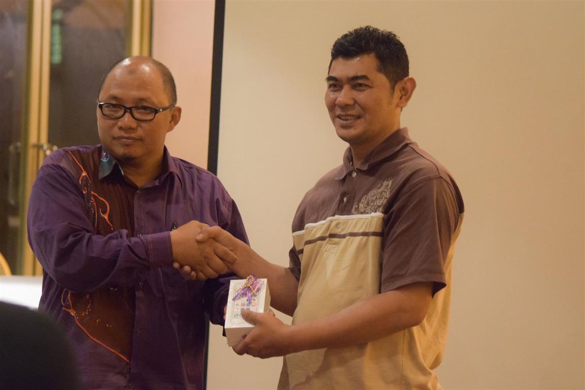 Blogger Kamil Salleh