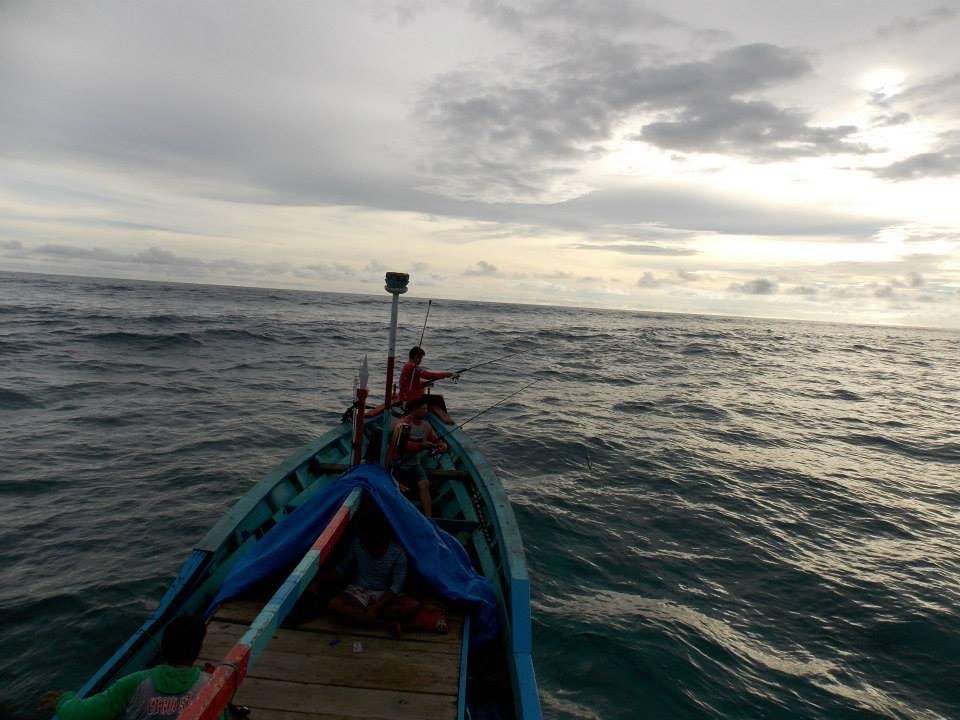 gambar memancing di Bengkulu Indonesia