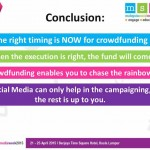 crowd funding conclusion