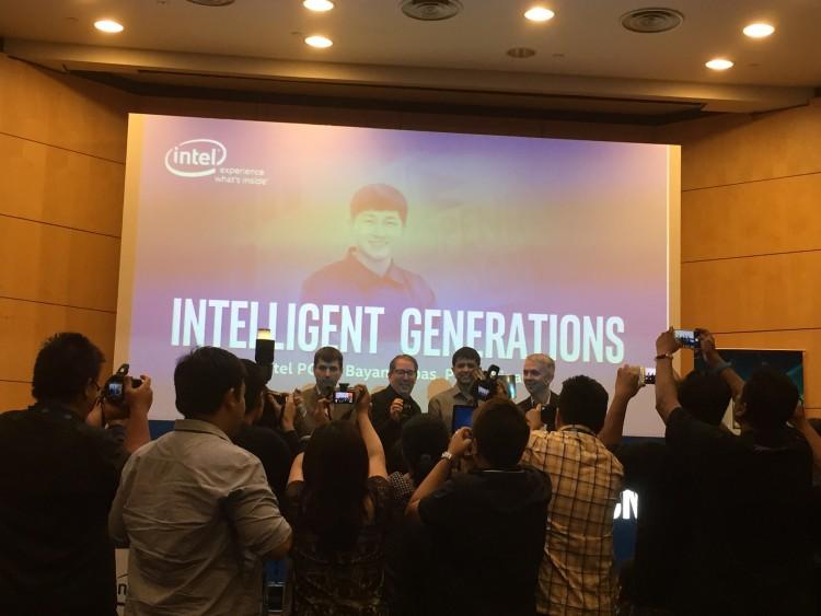 pelancaran Intel Malaysia 2015