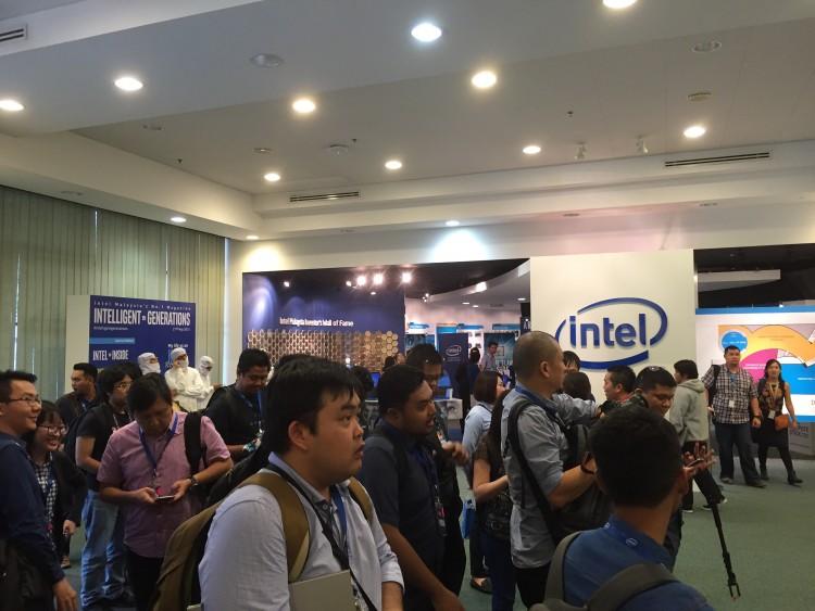 blogger Intel Malaysia