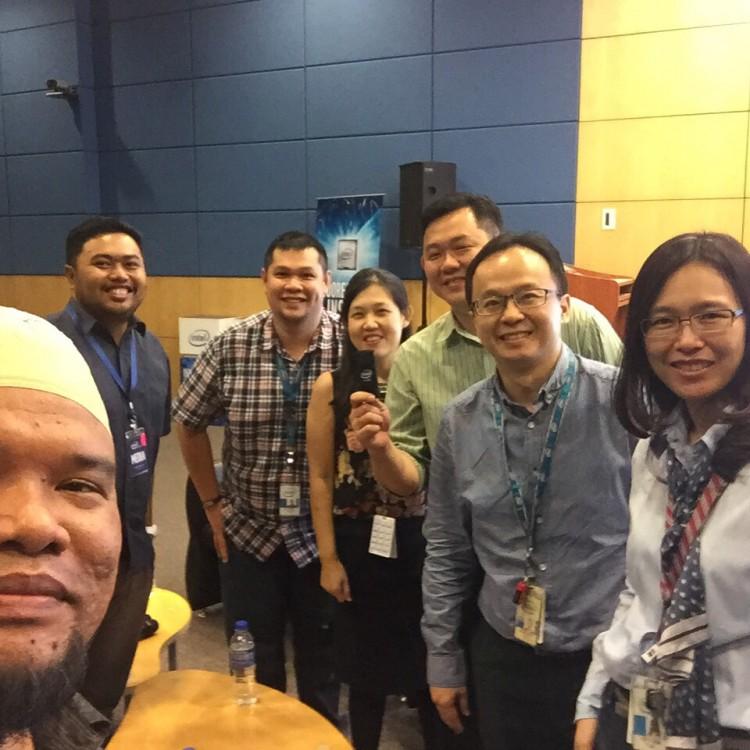 jurutera Intel Malaysia
