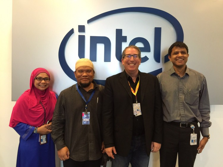 top management Intel Malaysia
