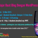 Promo kelas WordPress Essentials