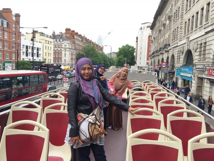 Big Bus dari Baker Streets