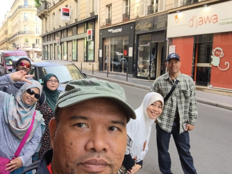 restoran Halal Paris D'Jawa