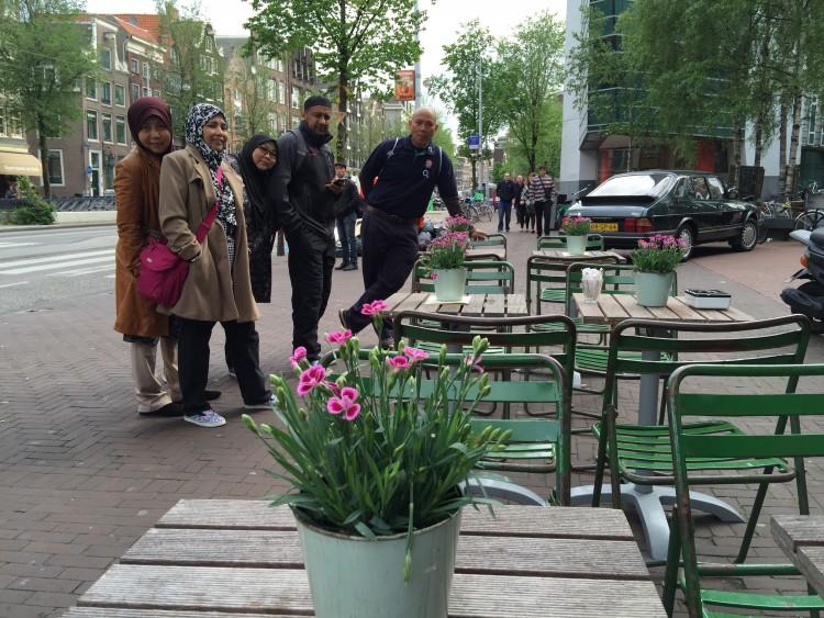 keindahan Amsterdam