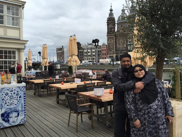 romantik di Amsterdam