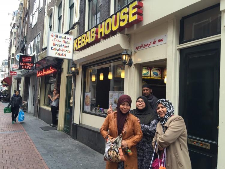 restoran halal Amsterdam