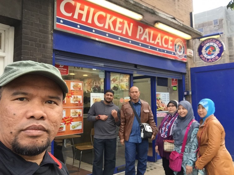 Chicken Palace London