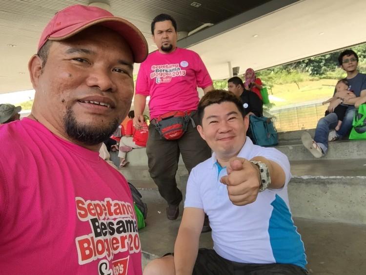 Orang kuat Yeo's Malaysia - terima kasih ya.