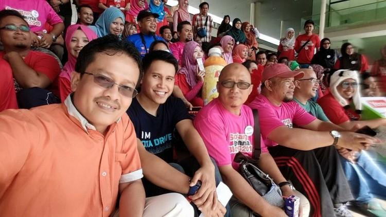 sbb2015 Ahmad Yani Karangkraf