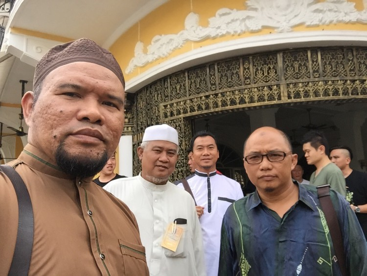 hj Musa imam Battambang Cambodia