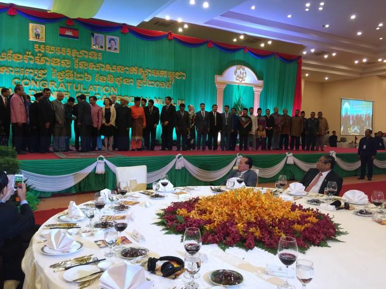 Iftar 2015 Cambodia bersama PM