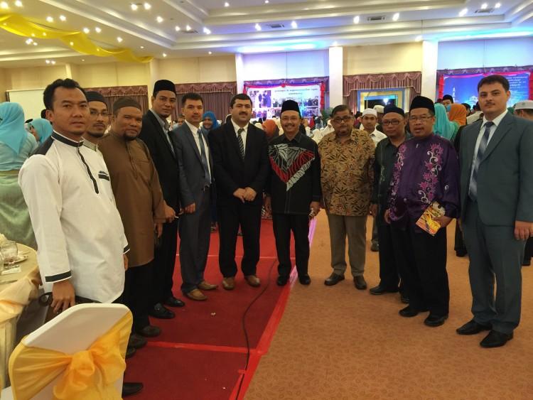 Iftar Cambodia 2015 bersama delegasi Dunia