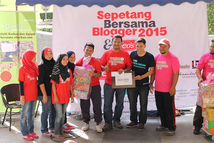 sbb2015 pemenang pertama treasure hunt