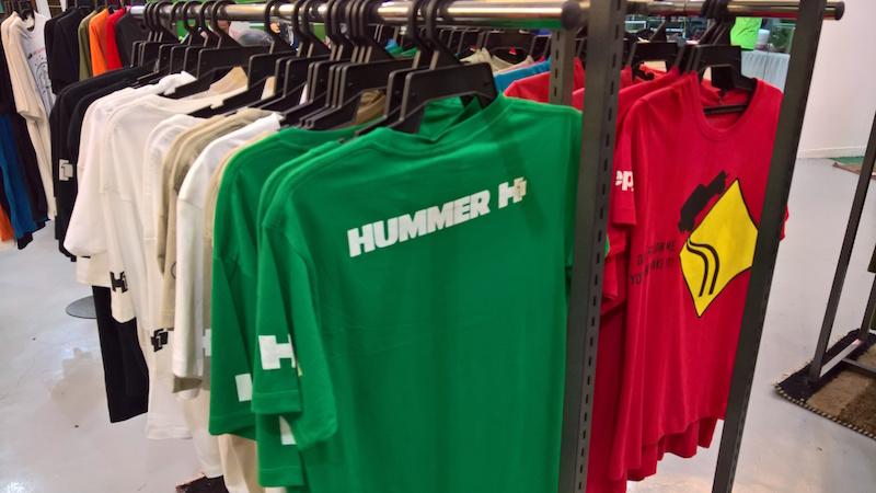 Hummer Tshirt