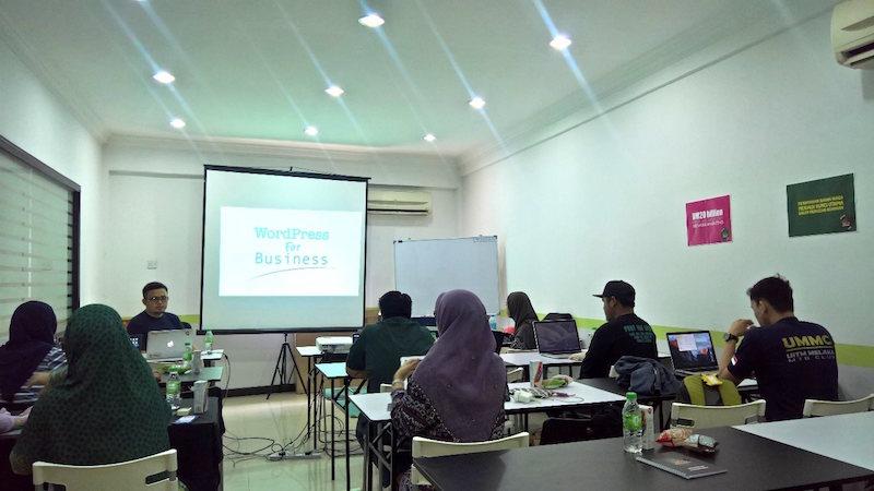 Kelas Belajar Blog