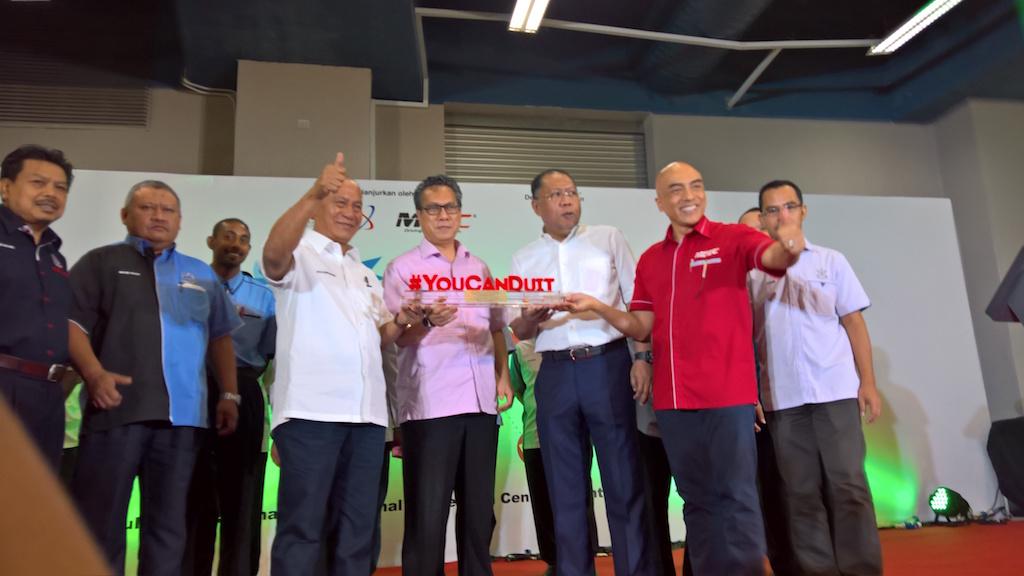 Perasmian YouCanDuit Pahang