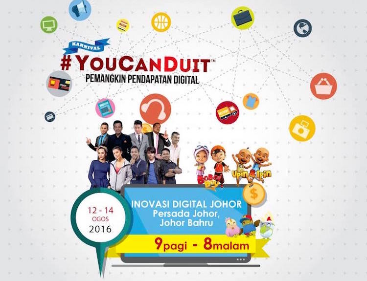 program #youcanduit inovasi digital johor 2