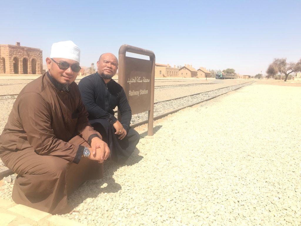 Stesen Keretapi Madain Saleh