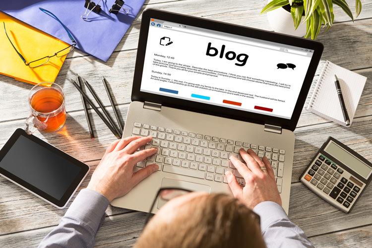 Mengusahakan blog untuk pemasaran jangka masa panjang