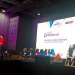 CEO Dato' Yasmin dalam salah satu sesi daya eUsahawan
