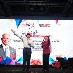 Dato' Seri Najib melancarkan program eU@Marketplace
