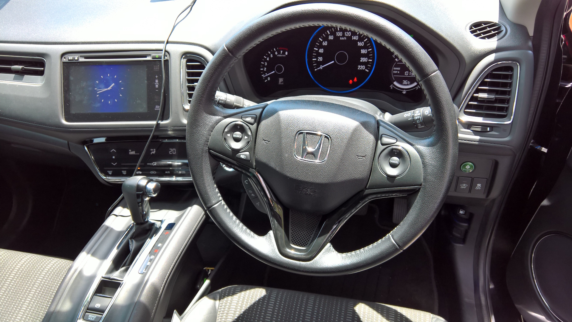 honda-hrv-dashboard