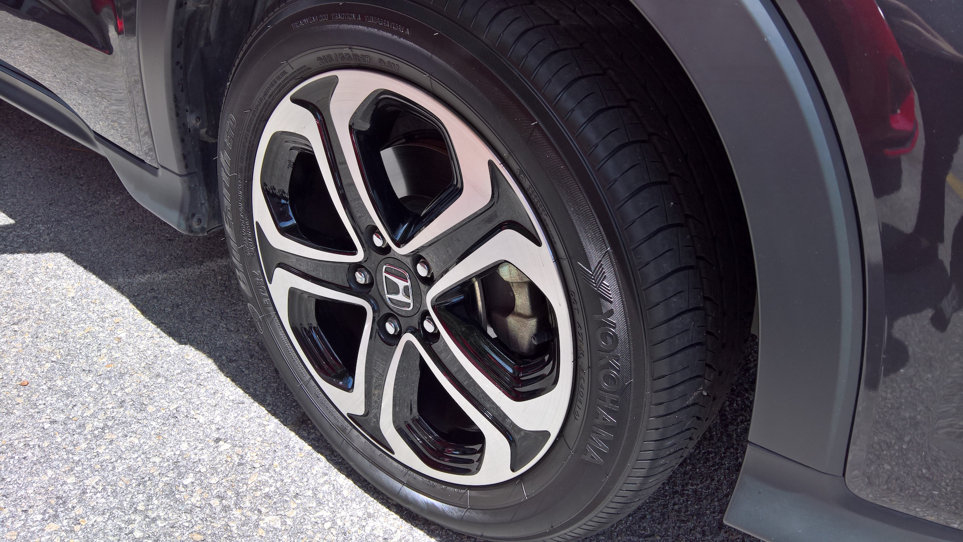 honda-hrv-wheel