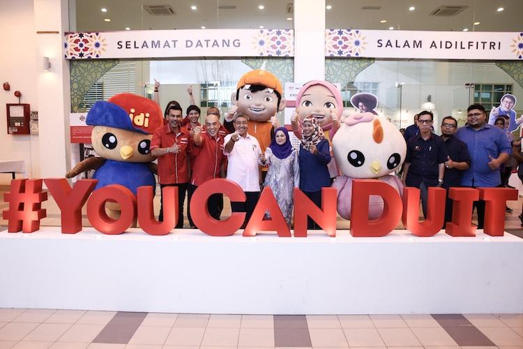 Para tetamu kehormat bersama Menteri Besar Kedah
