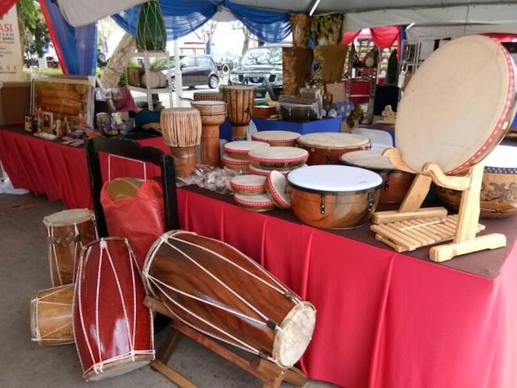 alat-alat muzik yang digunakan untuk seni ghazal