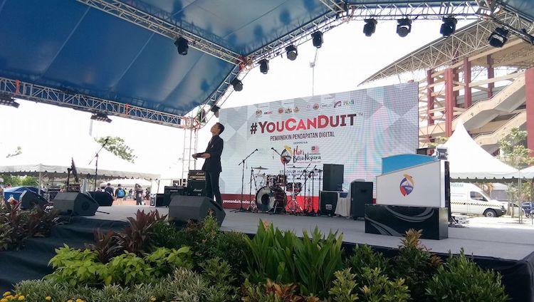 Program #YOUCANDUIT Melaka