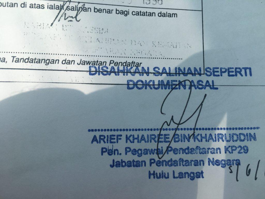 Dokumen Yang Perlu Untuk Memohon Visa Umrah Dan Haji Keluarga Denaihati Blog Tips Kehidupan