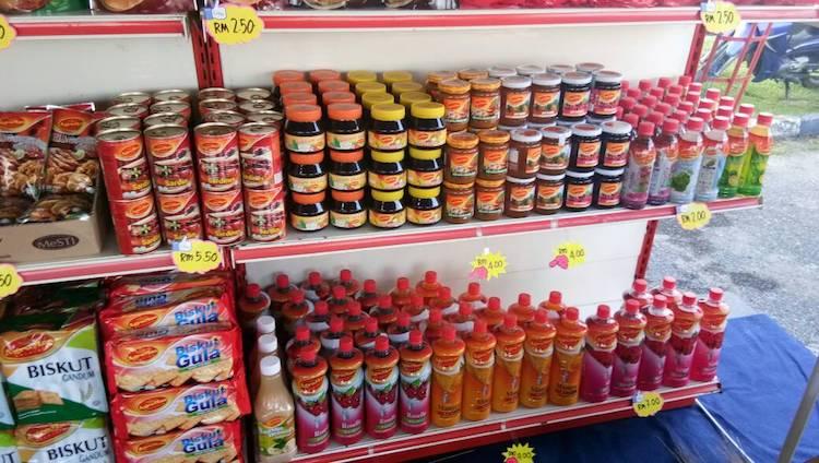 Produk-produk tempatan yang boleh dipasarkan ke seluruh dunia dengan keupayaan pemasaran digital