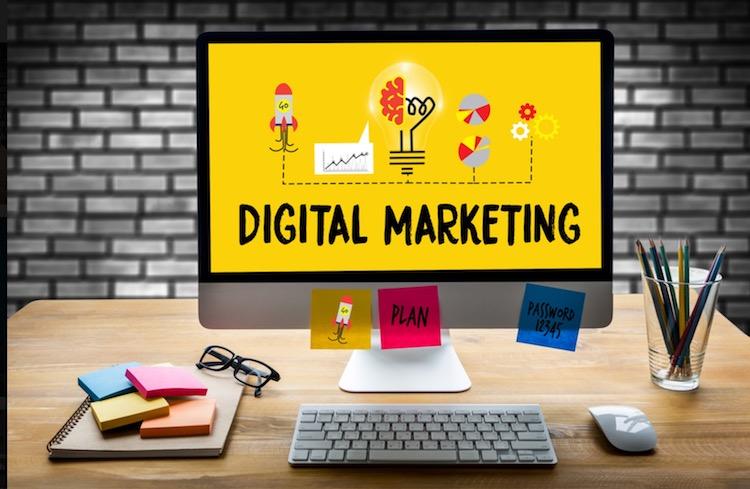 Alat pemasaran digital yang padu