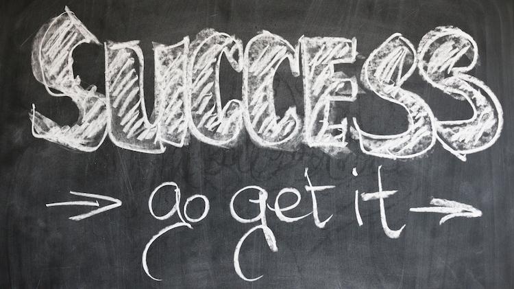 Kejayaan perlu diusahakan