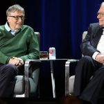 Bill Gates dan Warren Buffett