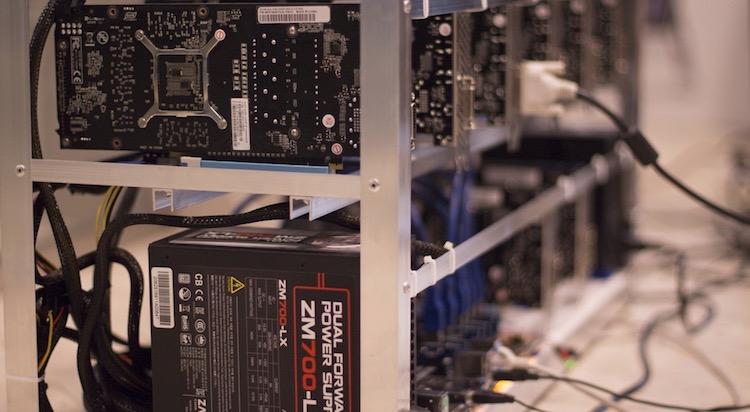 pengurusan cryptocurrency menggunakan teknologi rantian blok