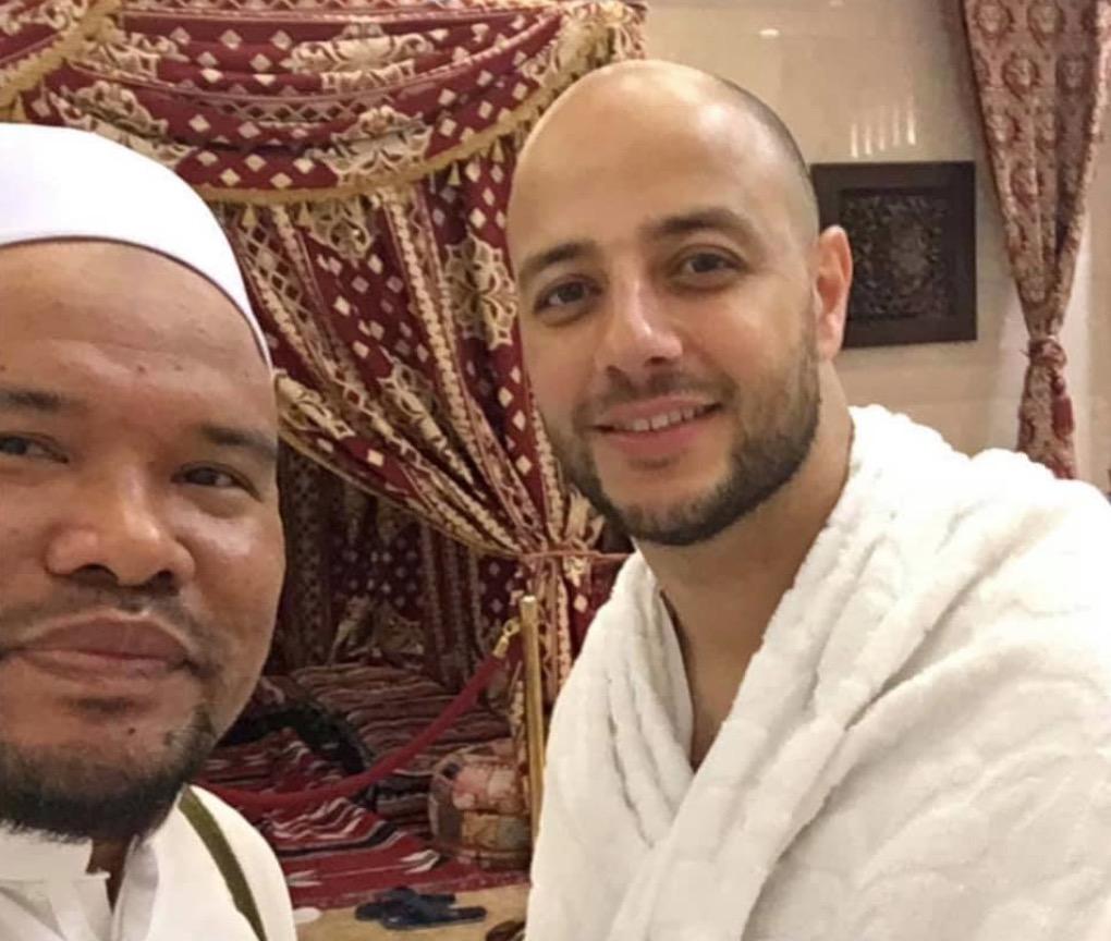 Selfie bersama Maher Zain