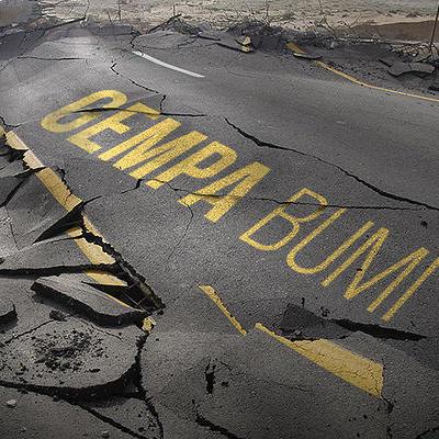 Gempa bumi magnitud 5.8 skala ritcher di Lombok, seorang warga Malaysia maut