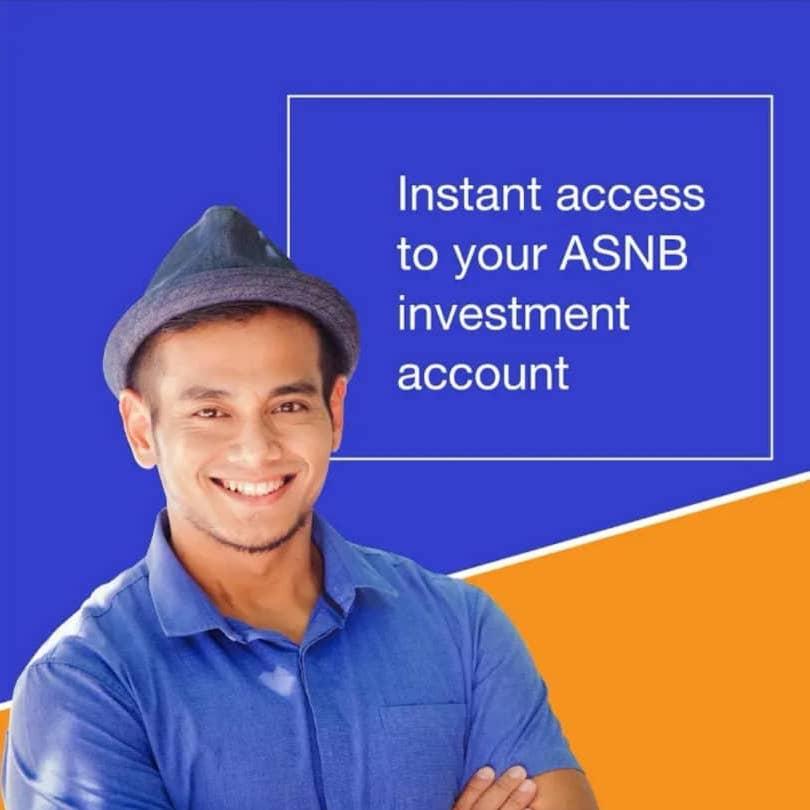 Muat turun Aplikasi myASNB, kini pelaburan di hujung jari