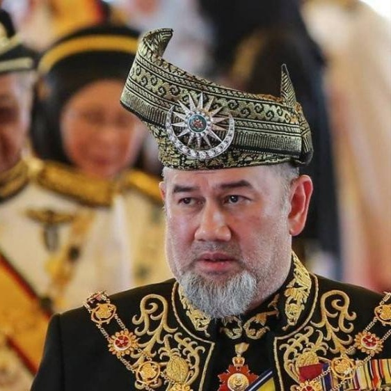 Cerai talak 3 disahkan, status Sultan Muhammad V dan Rihana Oksana