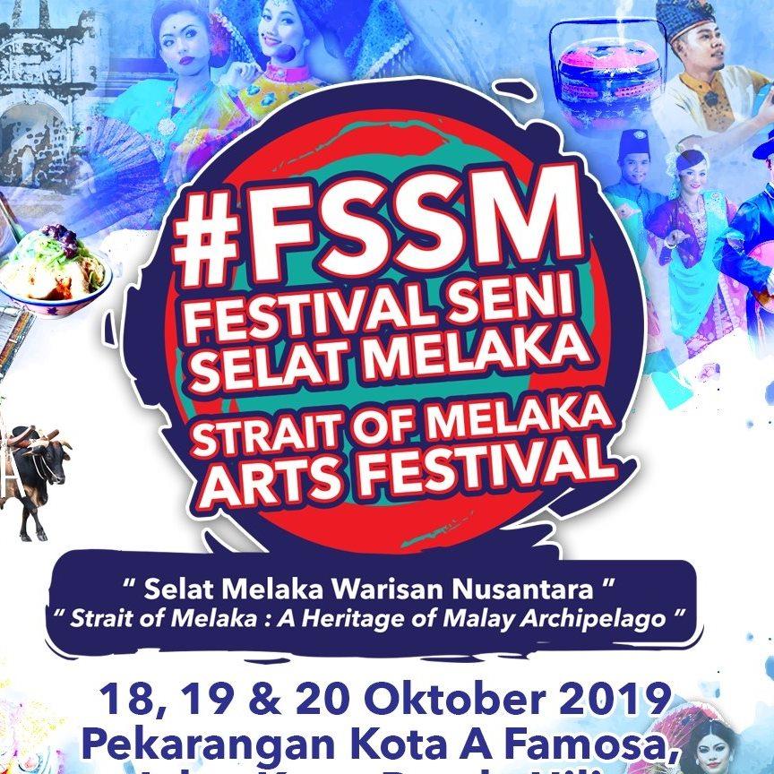 """""""Selat Melaka Warisan Nusantara"""", meriahnya sambutan Festival Seni Selat Melaka"""