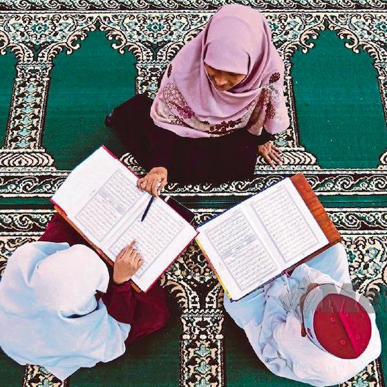 Rahsia jiwa tenang dan tenteram, 9 anak berjaya hafal 30 juzuk Al Quran