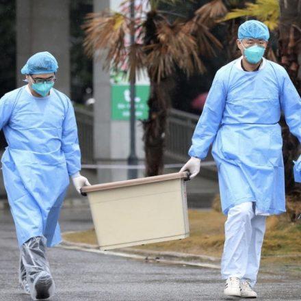 Doktor maut selepas merawat jangkitan koronavirus