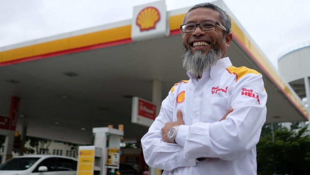 Shairan Huzani Husain Shell
