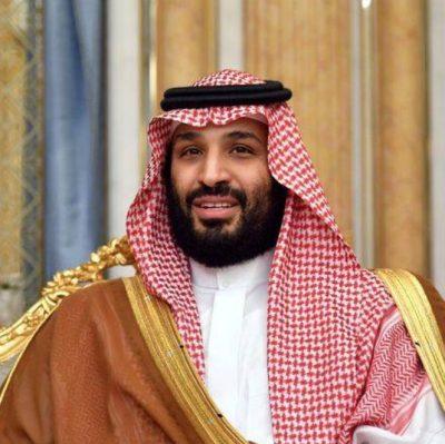 Putera Mahkota Mohammad Saudi