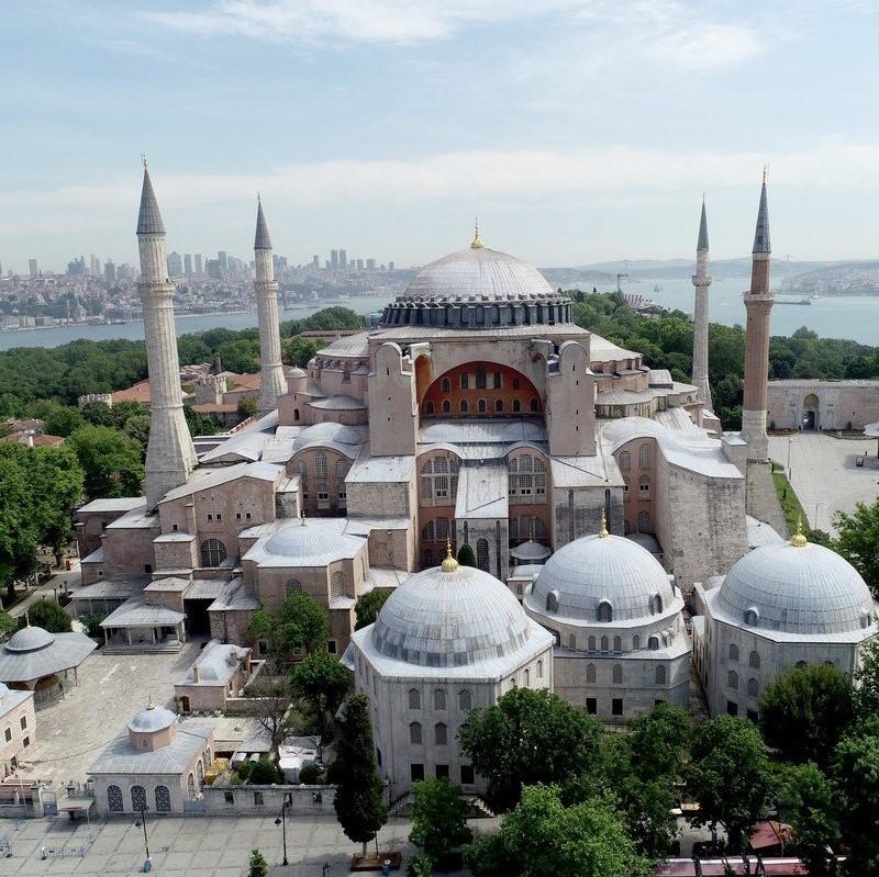 Muzium Hagia Sophia Ditukar Menjadi Masjid