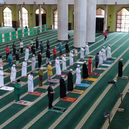 Wajarkah SOP Masjid dilonggarkan seperti SOP di Pasaraya?